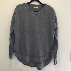 Tops - Charcoal Sweatshirt